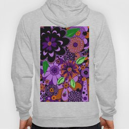 Flowers To Go Hoody