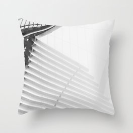 Untitled (Sail) Throw Pillow