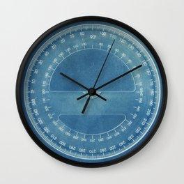 Measure Up Wall Clock