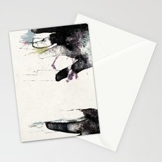Playing Piano Stationery Cards