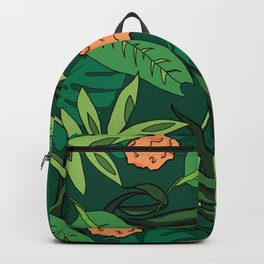 Deep In The Jungle... Backpack