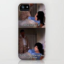 Fat Ass iPhone Case