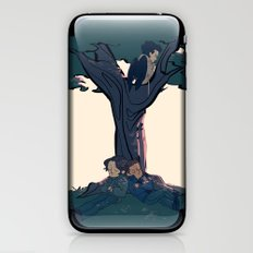 Lay Your Weary Head to Rest iPhone & iPod Skin