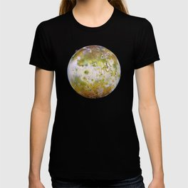Portrait of Io (with plume) T-shirt
