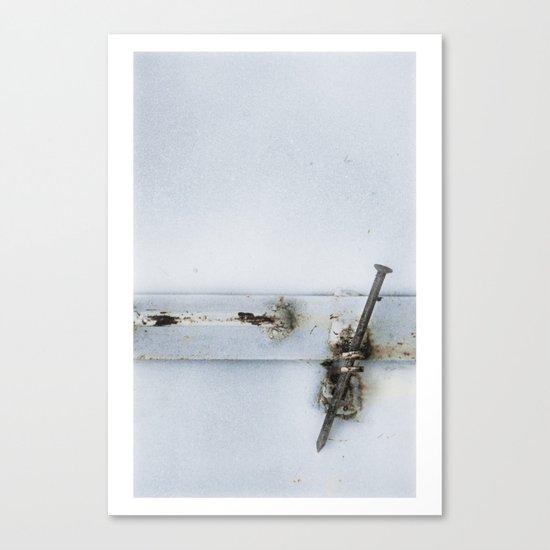 closed#02 Canvas Print