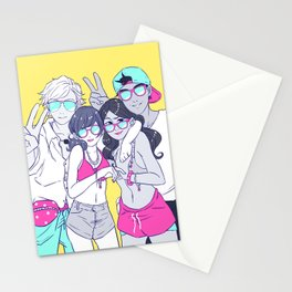 Miraculous Stationery Cards