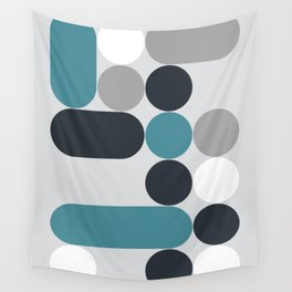 Domino 02 Wall Tapestry