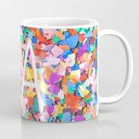 la Mugs featuring LA by StuartWallaceArt