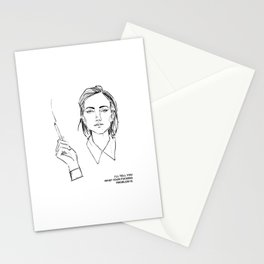 I'LL TELL YOU Stationery Cards