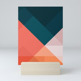 Geometric 1708 Mini Art Print