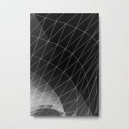 Virtual representation Metal Print