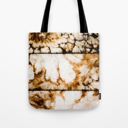 Weathered Alabaster - Grittier Tote Bag