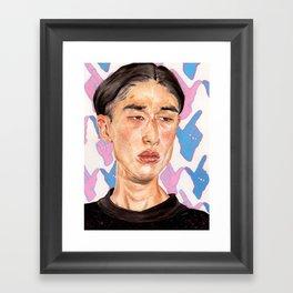 Forever Whatever Framed Art Print