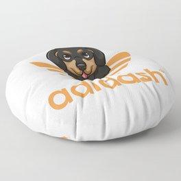 Dachshund lovers gift   Adidash Floor Pillow