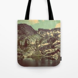 high sierras  Tote Bag