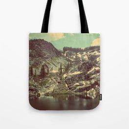 high sierras  Tote Bag