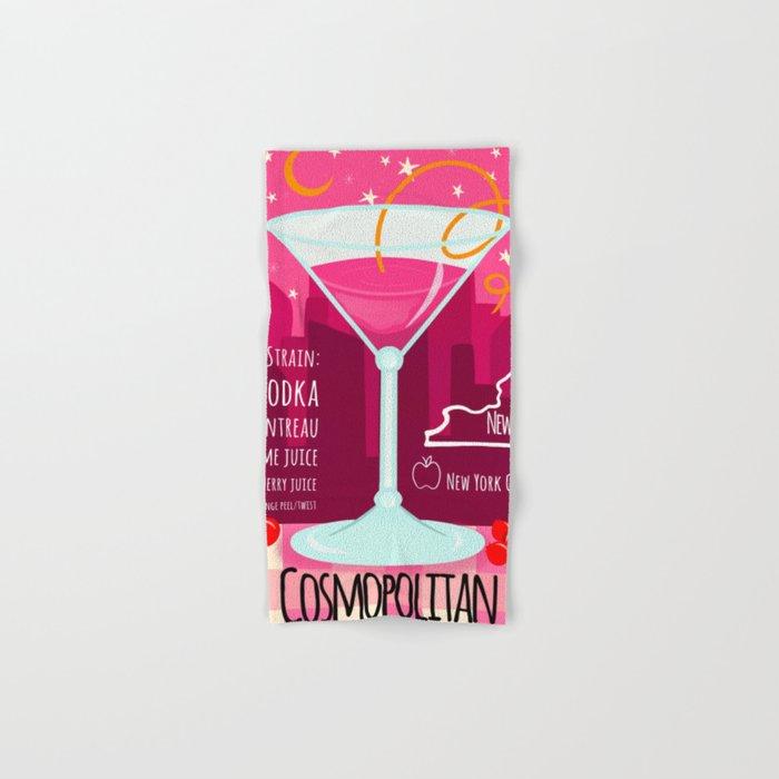 Cosmopolitan Hand & Bath Towel