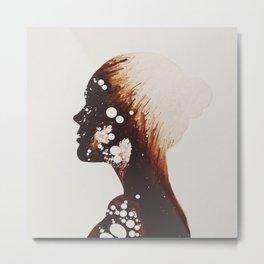 Evie Metal Print