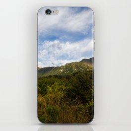 Scenic Greenery- New Zealand iPhone Skin