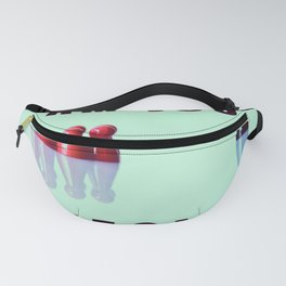 i am just unique, special, and limited edition Fanny Pack