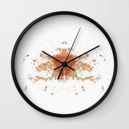 Inkdala LX Wall Clock