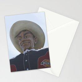 Big Tex 2 Stationery Cards