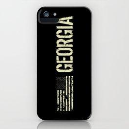 Black Flag: Georgia iPhone Case