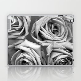 BW Roses Laptop & iPad Skin