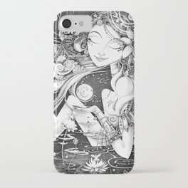 Ma Bella Luna iPhone Case