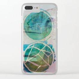 sundays Clear iPhone Case