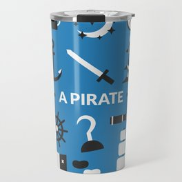 OUAT - A Pirate Travel Mug