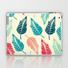 Leave Me Multi (Aqua Red) Laptop & iPad Skin