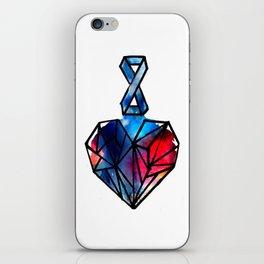 Infinity Heart iPhone Skin