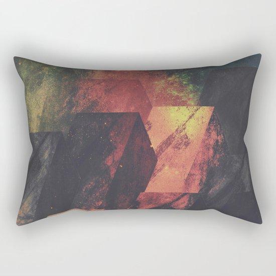 Tantrums Rectangular Pillow