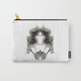 Rorschach Face Carry-All Pouch