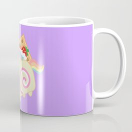 Unicorn - Swiss Roll Cake Coffee Mug