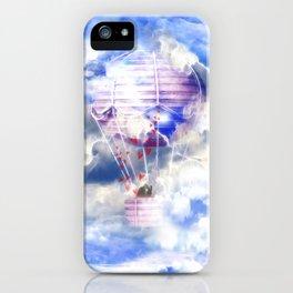 Siebenter Himmel iPhone Case