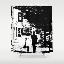 NYCLOVE Shower Curtain