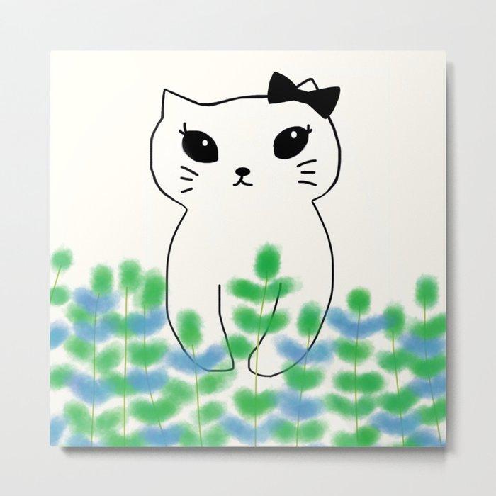 cat-179 Metal Print