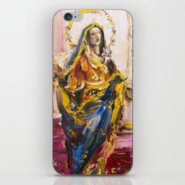 Sorrowful Mother Shrine iPhone Skin