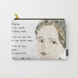 Homage to Frances Mary Buss Carry-All Pouch
