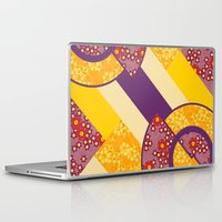 bauhaus Laptop & iPad Skins featuring Autumn Bauhaus by Heather Searles