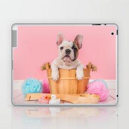Take a Bath Laptop & iPad Skin