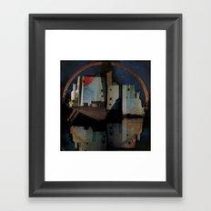 Citadel Framed Art Print