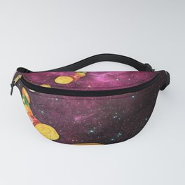 CANDY CRASH Fanny Pack