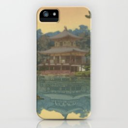 Kinkaku-ji iPhone Case