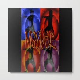 Mgyver 7 Metal Print