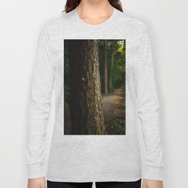 Tree in a forest Long Sleeve T-shirt