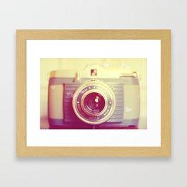 Vintage Camera Love: Bilora Bella! Framed Art Print