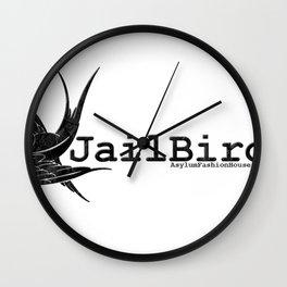 Official Asylum JailBird Wall Clock